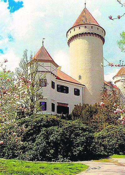 Конопиште. Любимый чешский замок наследника
