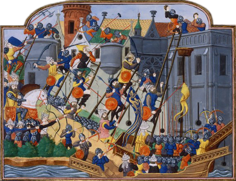 Siege constantinople bnf fr2691 1000