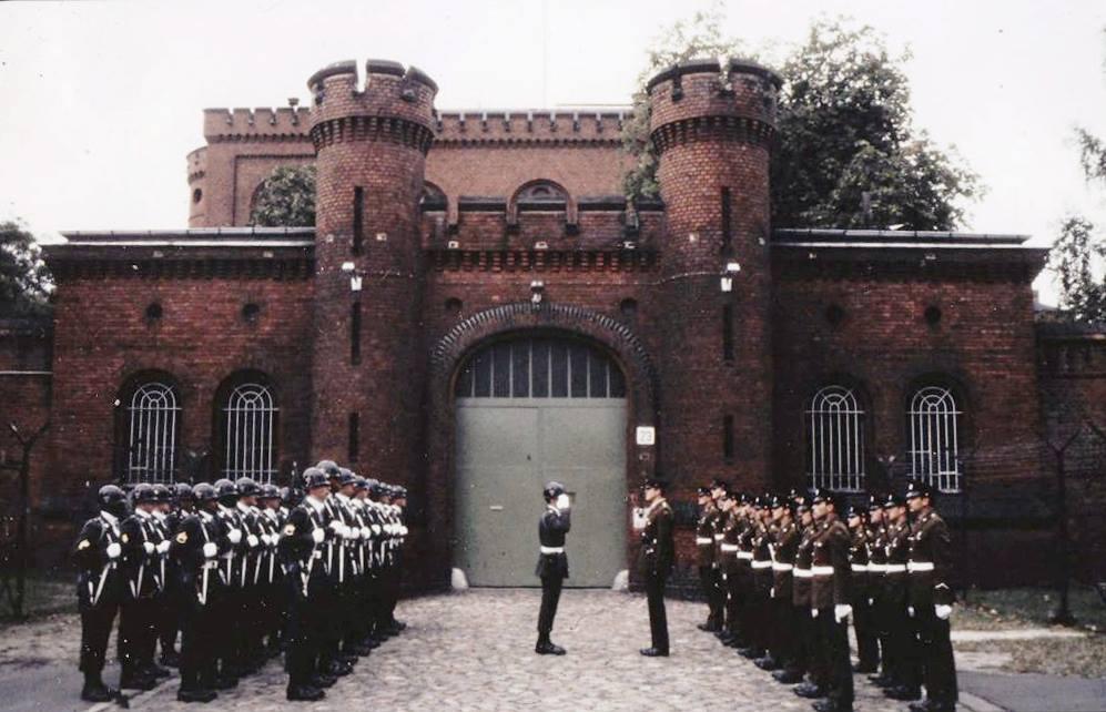 тюрьма Шпандау.