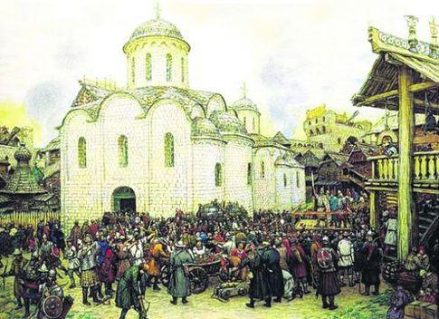 """В XIV веке говорили: """"Москва — второй Киев, а Киев — второй Иерусалим"""""""
