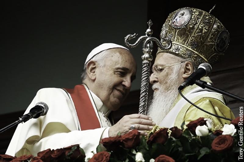 Натовское православие» патриарха Варфоломея  0cab1eff265f3