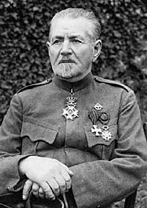 Генерал-лейтенант Николай Александрович Бржозовский. Фото: Public Domain