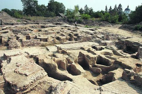 Лето 2008-го. Современные раскопкитак и не обнаружили большого количества погибших