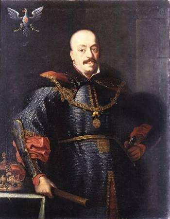 Польскому королю Яну Казимиру по факту и де-юре подчинялась чуть ли не половина нынешнего Евросоюза