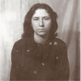 Дарка Гусяк, из-запросчета которой выследили Шухевича