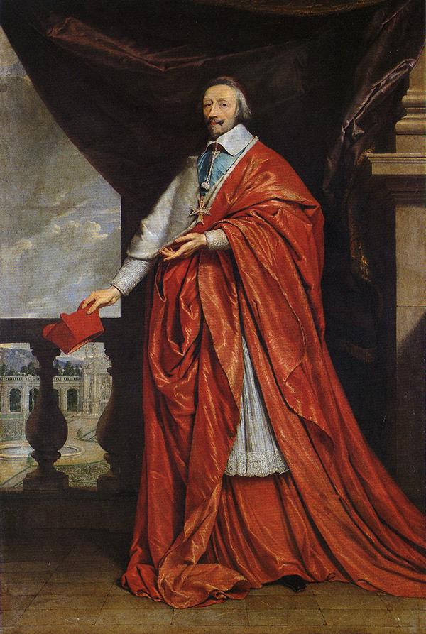 И Мария Медичи и Анна Австрийская были во вкусе кардинала Ришелье. И, по-видимому, обе стали его любовницами.