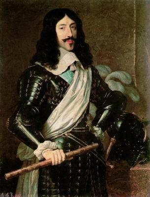 Людовик XIII не мог ревновать Анну Австрийскую. Он предпочитал мужчин и слесарное ремесло