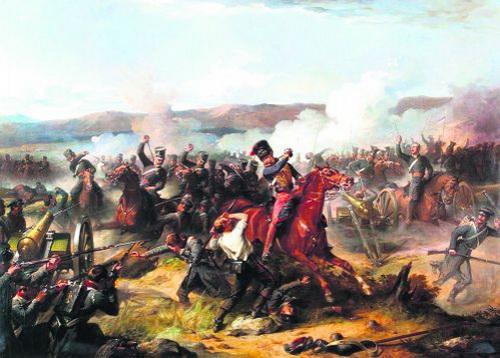 Вперед, Британия! Атака Легкой бригады обогатила<br /> множество художников, поэтов и режиссеров