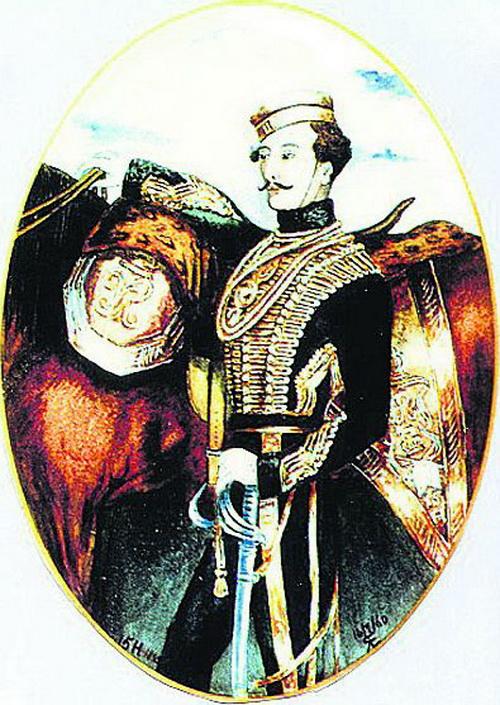 Капитан Нолэн был видным теоретиком лошадиной<br /> науки. Но на практике запутался на местности