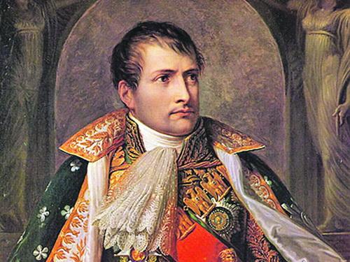 Наполеон I. Был первым во всем — в том числе первым королем Италии