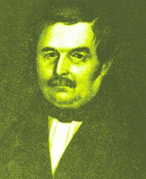 Василий Афанасьевич Гоголь-Яновский, отец писателя
