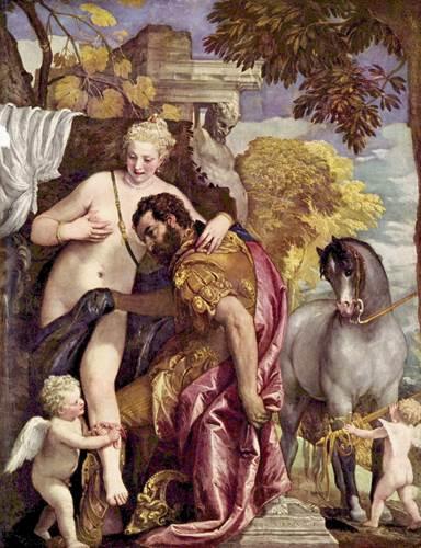 Красавицы-блондинки попадали на картины<br />итальянских художников эпохи Возрождения из наших степей.
