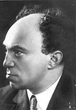 Актер Соломон Михоэлс