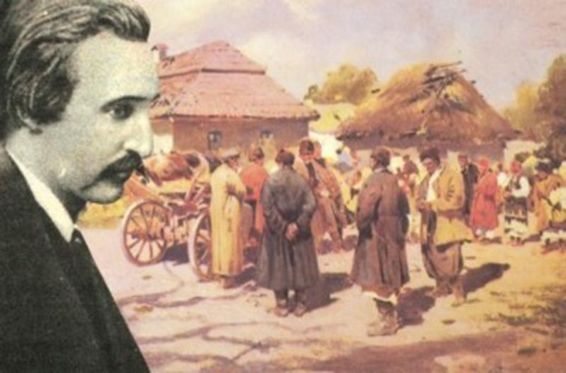 Уроки фольклора. Поведав немалоевропейских стран, писатель прекрасно понимал убожество своей Родины