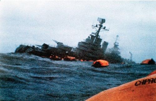 323 моряка с крейсера «Генерал Бельграно» — на совести Маргарет Тэтчер. Корабль потопили вопреки законам