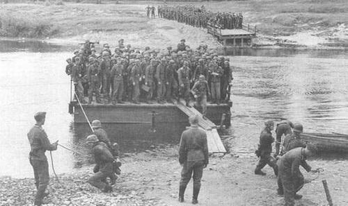 Между двумя берегами. Чтобы спастись от выдачи СССР, галицкие эсэсовцы назвались «поляками»