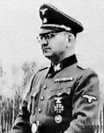 Генерал Фрайтаг очень расстроился, обнаружив у эсэсовцев «Галичины» обычных вшей