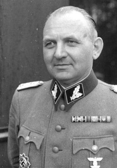 Генерал Фрайтаг считал, что на украинских солдат лучше всего воздействовать террором