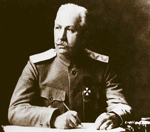 Генерал Краснов. Любил и умел<br /> писать, но Деникина так и не убедил