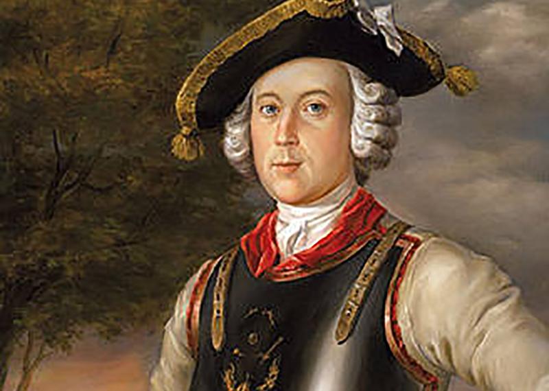 Подлинный портрет: когда барон попал в Россию, ему было всего 17 лет