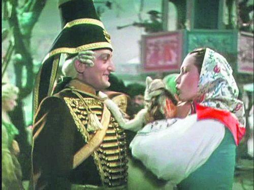 Поцелуй меня! Немцы сделали в кино барона просто секс-гигантом