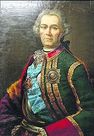 Фельдмаршал Миних. Именно с его армией попал на Украину юный Иероним фон Мюнхгаузен