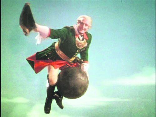 Лечу! Цветной фильм 1943 г. киностудии UFA был полон спецэфектов
