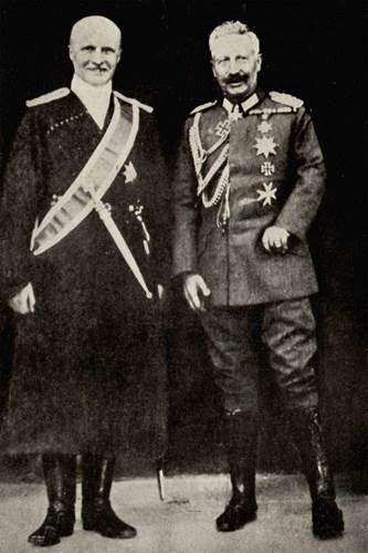 Скоропадский<br /> смог договоритьсяс германским кайзером, но не с украинской оппозицией.