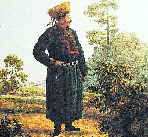 Монгол. Прародина крымских татар в далекой Монголии