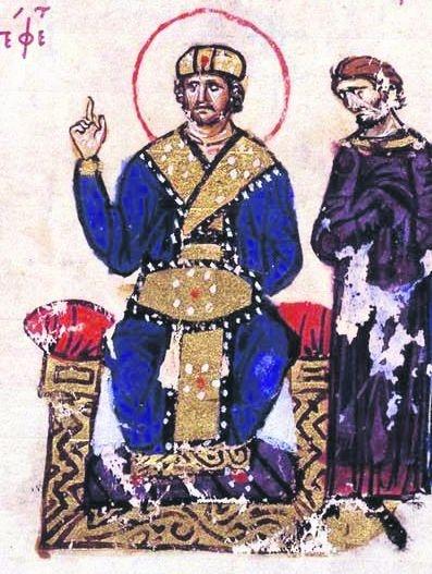 Никто бы не подумал, что император Михаил больше всего любил смотреть, кактушат свечи, «пуская газы»