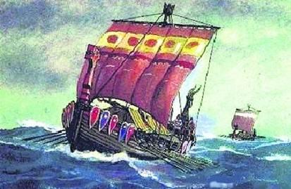 Русы идут! Первоначально эти викинги славянами только торговали
