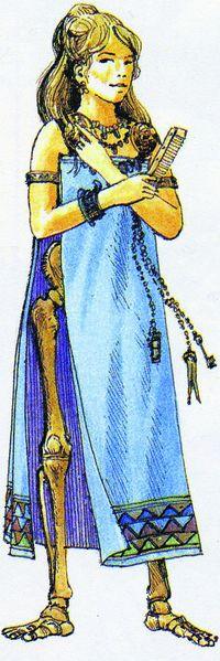 Скандинавская богиня смерти Хель подарила нашей Бабе-яге одну из своих очаровательных костяных ножек