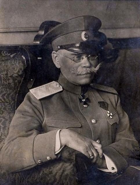 Генерал Алексеев. Уломал царя