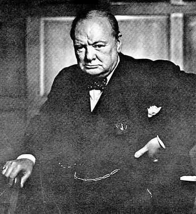 Именно Черчилль сдал Рузвельту торговые интересы Британии