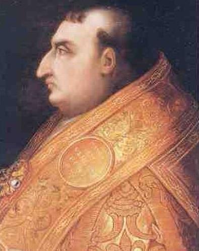 Павел II. В эпоху Возрождения выработался типичный образ «папы-тяжеловеса»