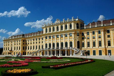Шенбрунн. Дворец австрийских кайзеров – и сегодня<br /> украшение Вены