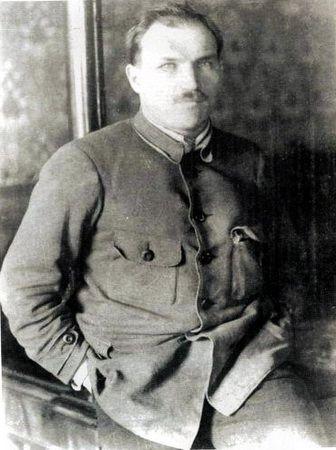Создателем<br ></img>Донецко-Криворожской Республики считается Федор Сергеев по подпольной кличке<br />«товарищ Артем».