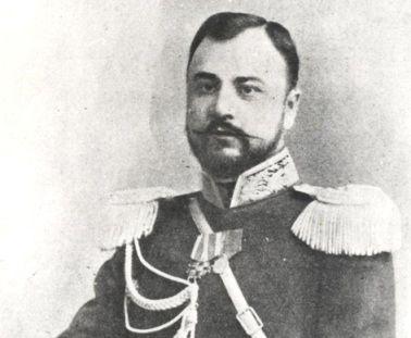 Глава<br ></img>Крымского краевого правительства генерал Сулькевич разошелся со Скоропадским в<br />вопросе языковой политики.