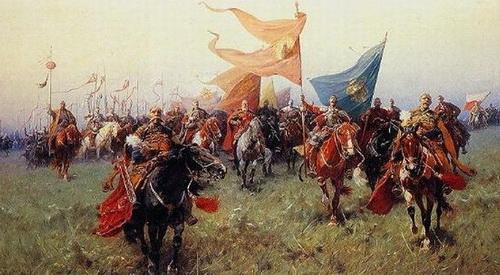 Запорожская вольница. Большую часть четырехтысячного отряда Лжедимитрия, двинувшегося на Москву, составляли казаки-наемники