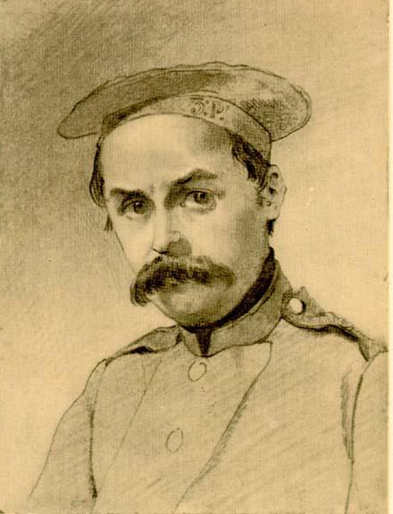 Шевченко признавался, что за десять лет службы толком не выучил ни одного ружейного приёма