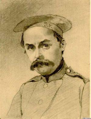 Тарас Шевченко. До революции тоже был в русской литературе
