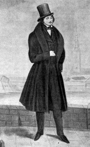 Николай Гоголь. Бесспорно, самый великий малоросс