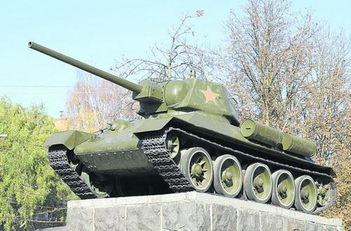 Т-34. Созданный в Харькове советский танк стал символом освобождения Европы — отец Евросоюза!