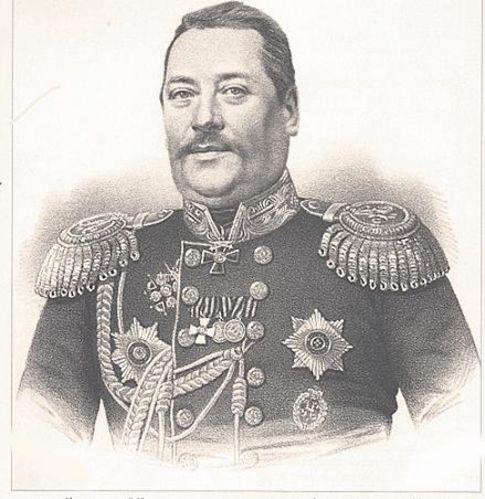 Адмирал Краббе: «Какой же я немец? Отец мой — финн, мать — молдаванка, стало быть, я — природный русак»