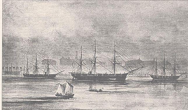 Русская эскадра в Сан-Франциско. И Тихий океан под контролем