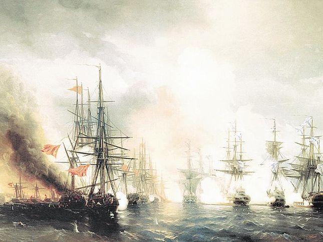 Синопский бой. Британия не ожидала, что русский флот восстановится