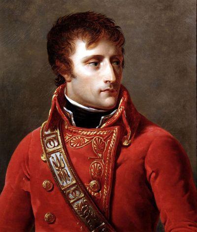 Наполеон: «Я приказал бы зарядить две-три пушки и смел бы всю эту сволочь.Народ боится пушки!»