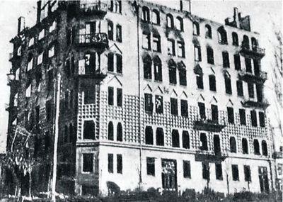 Сгорело все! В 1918 году огонь сожрал дом Грушевского, а инфляция — спрятанные от друзей деньги