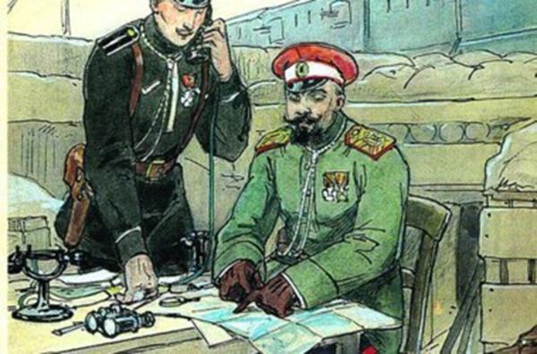 Наступление на Москву. Осенью1919-го даже «Нью-Йорк Таймс» была уверена, что белые возьмут ее