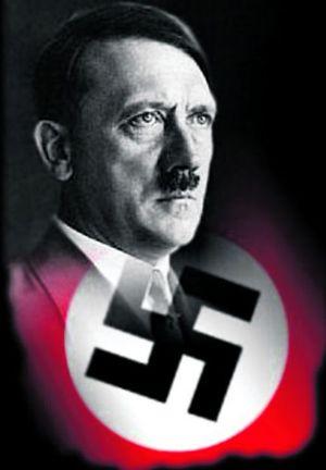 Адольф Гитлер. Фюрер нацистской Германии